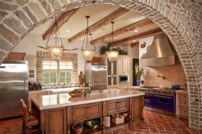 Арка на кухню: плюсы и минусы решения. Разновидности арок + идеи оформления с фото и видео-примерами