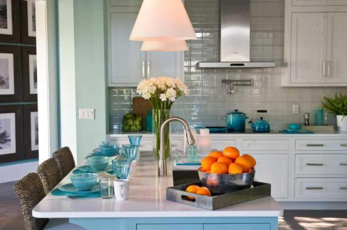 Декор кухни: оригинальные идеи, стандартные решения и красивые варианты оформления кухни + лучшие фото интерьеров