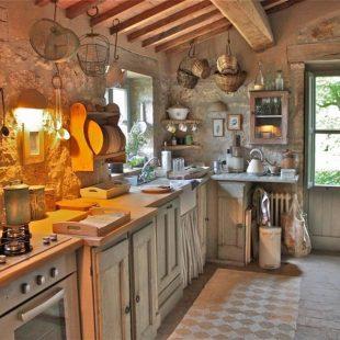 Деревенская кухня: 100 лучших фото идей дизайна кухни, правила обустройства в деревенском стиле с примерами интерьеров