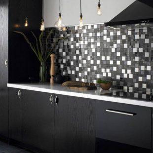 Фартук для кухни: ТОП-130 фото оформления фартука для кухни. Выбор расцветки и материала фартука для кухни
