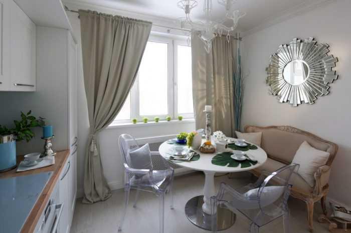 Круглый стол на кухню: плюсы и минусы круглого стола на кухню. Лучшие идеи дизайна с фото-примерами интерьеров кухни