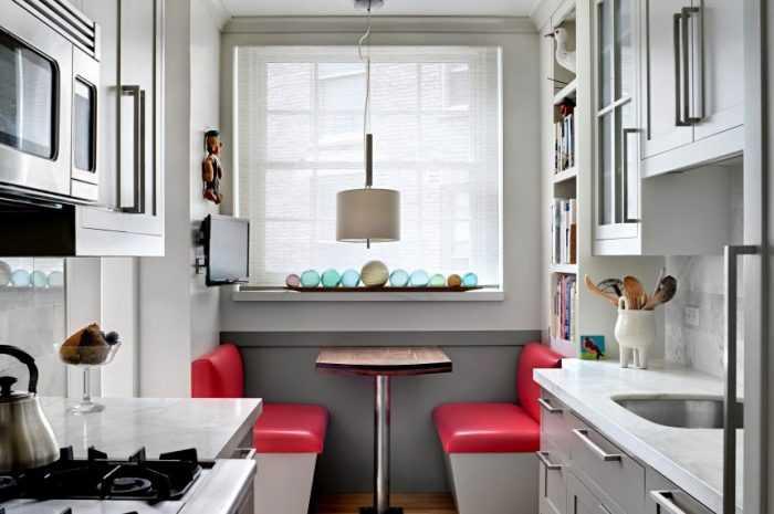 Кухня 6 кв. м.: ТОП-100 фото лучших вариантов дизайна. Планировка, цветовые решения, выбор мебели и стиля интерьера