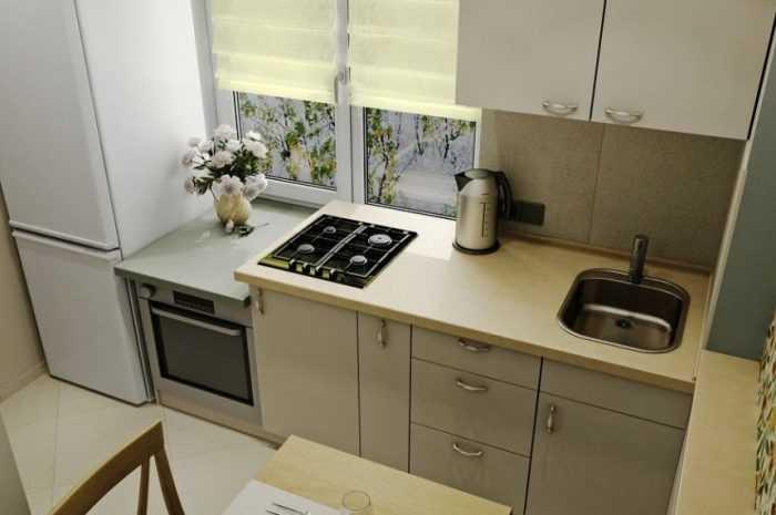 Кухня 7 кв. м.: ТОП-140 современных интерьеров, идеи ремонта и зонирования. Выбор декора и расположения мебели