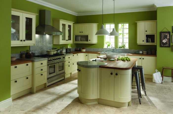 Кухня фисташкового цвета — лучшие сочетания и примеры использования фисташковых оттенков на кухне + 120 фото