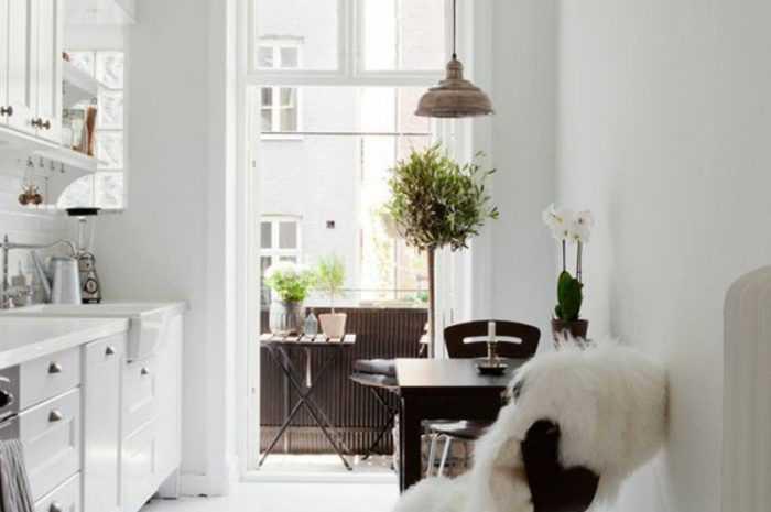 Кухня с балконом: ТОП-100 фото и лучшие идеи дизайна кухни с балконом + мастер-классы по отделке и оформлению