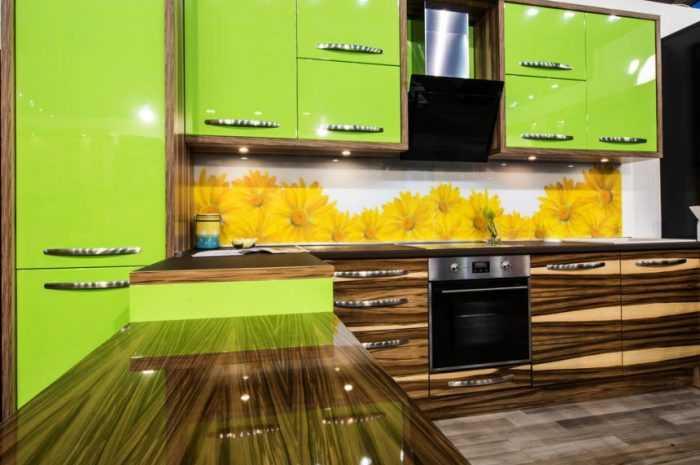Кухня салатового цвета — ТОП-130 фото-обзоров дизайна и декора салатовой кухни. Особенности стилистики мебели и декора в интерьере