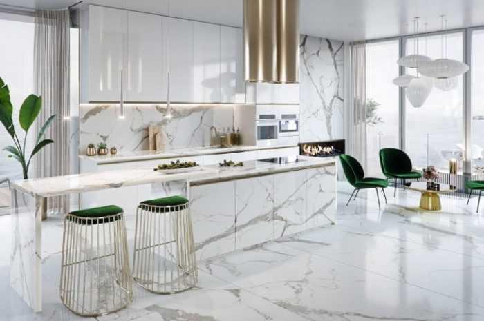 Кухни в частном доме: современные примеры дизайна кухни в частном доме. Идеи планировки и оформления в фото-обзорах