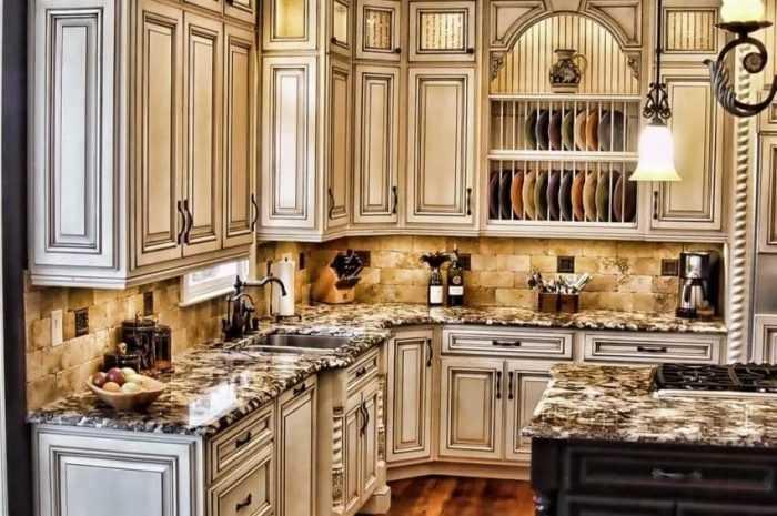 Кухня в стиле барокко: лучшие идеи дизайна кухни в стиле барокко. Цветовая гамма, выбор мебели и декора + фото-примеры