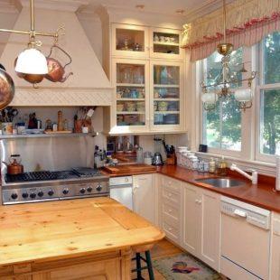 Кухня в стиле кантри: ТОП-160 фото оформления кухни в стиле кантри, особенности и нюансы стиля с примерами интерьеров