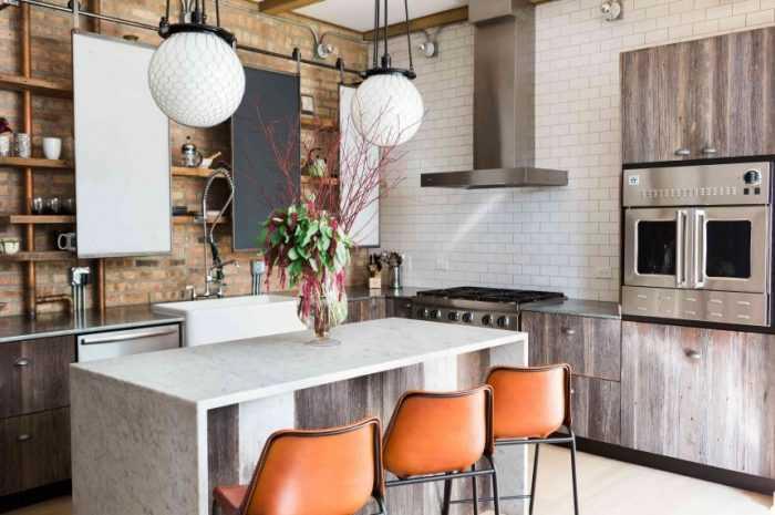 Кухонная столешница — плюсы и минусы материалов столешниц. Рекомендации в выборе вида столешницы + фото лучших вариантов