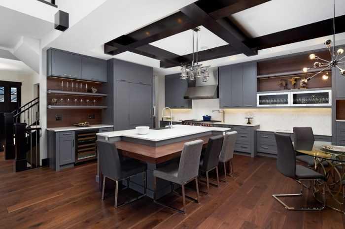 Мебель для кухни — ТОП-160 фото современных моделей мебели для кухни. Требования и особенности выбора новинок