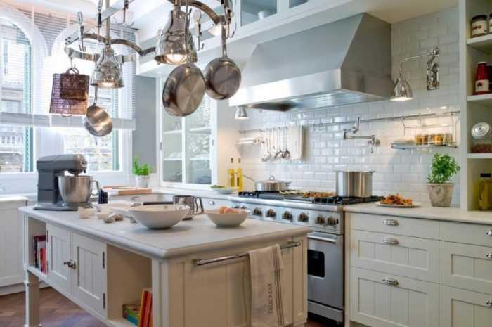 Отделка стен на кухне: ТОП-150 новинок в оформлении стен. Варианты отделки кухни с фото-обзорами интерьеров