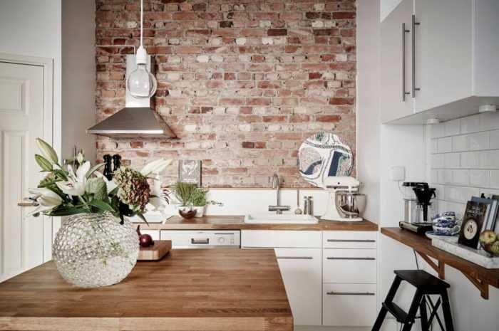 Плитка на стену кухни — советы по выбору и способу кладки. Лучшие фото-обзоры дизайна плитки для кухни