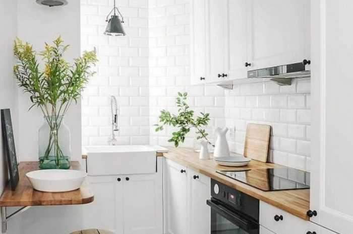 Стол для маленькой кухни — помощь профессионалов в выборе и расположению стола для маленькой кухни + 180 фото