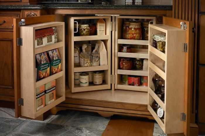 Зона хранения на кухне — инструкции по организации пространства, идеи оформления зоны хранения. Советы по планировке с фото-обзорами