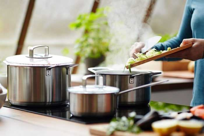 Набор посуды для кухни — ТОП-130 фото-обзоров разновидностей наборов. Выбор материалов и назначения