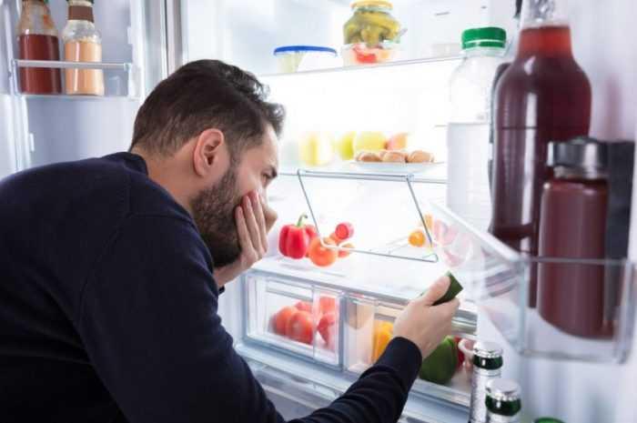 Запах в холодильнике — пошаговые инструкции, как убрать неприятный запах. Виды средств с фото-обзорами